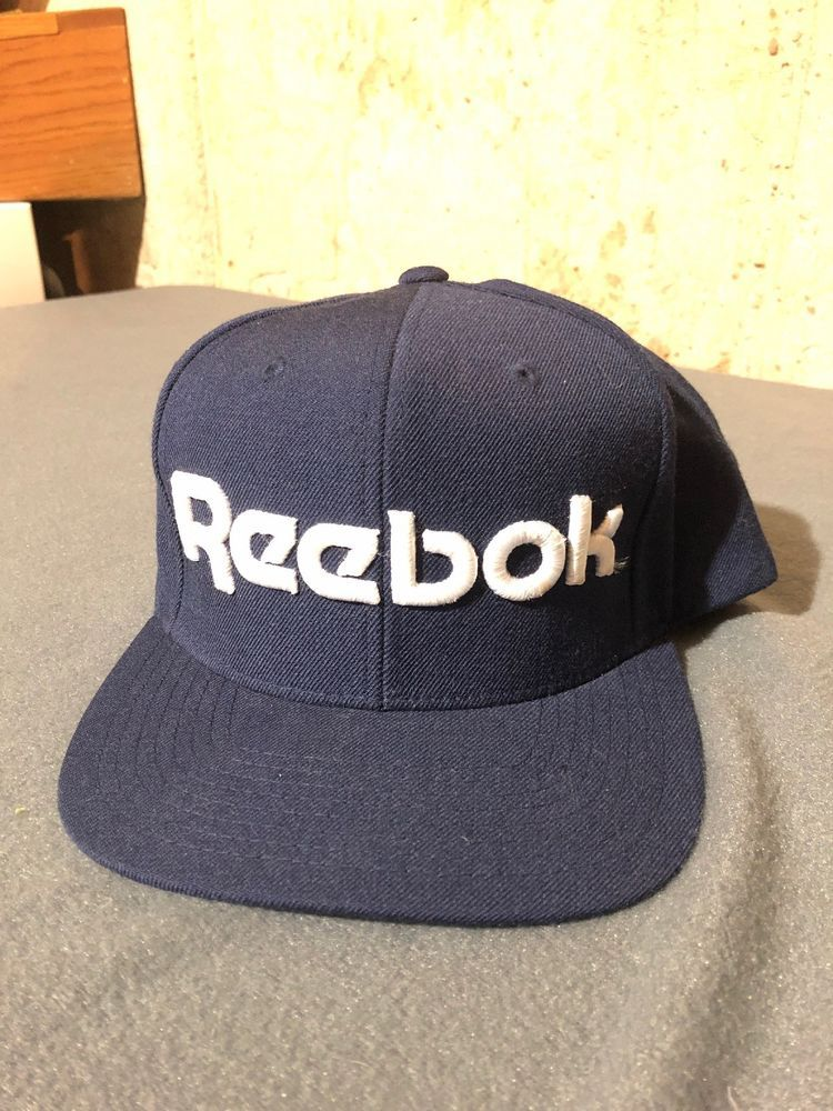 sale retailer e7362 3c93c reebok snapback  fashion  clothing  shoes  accessories  mensaccessories   hats (ebay