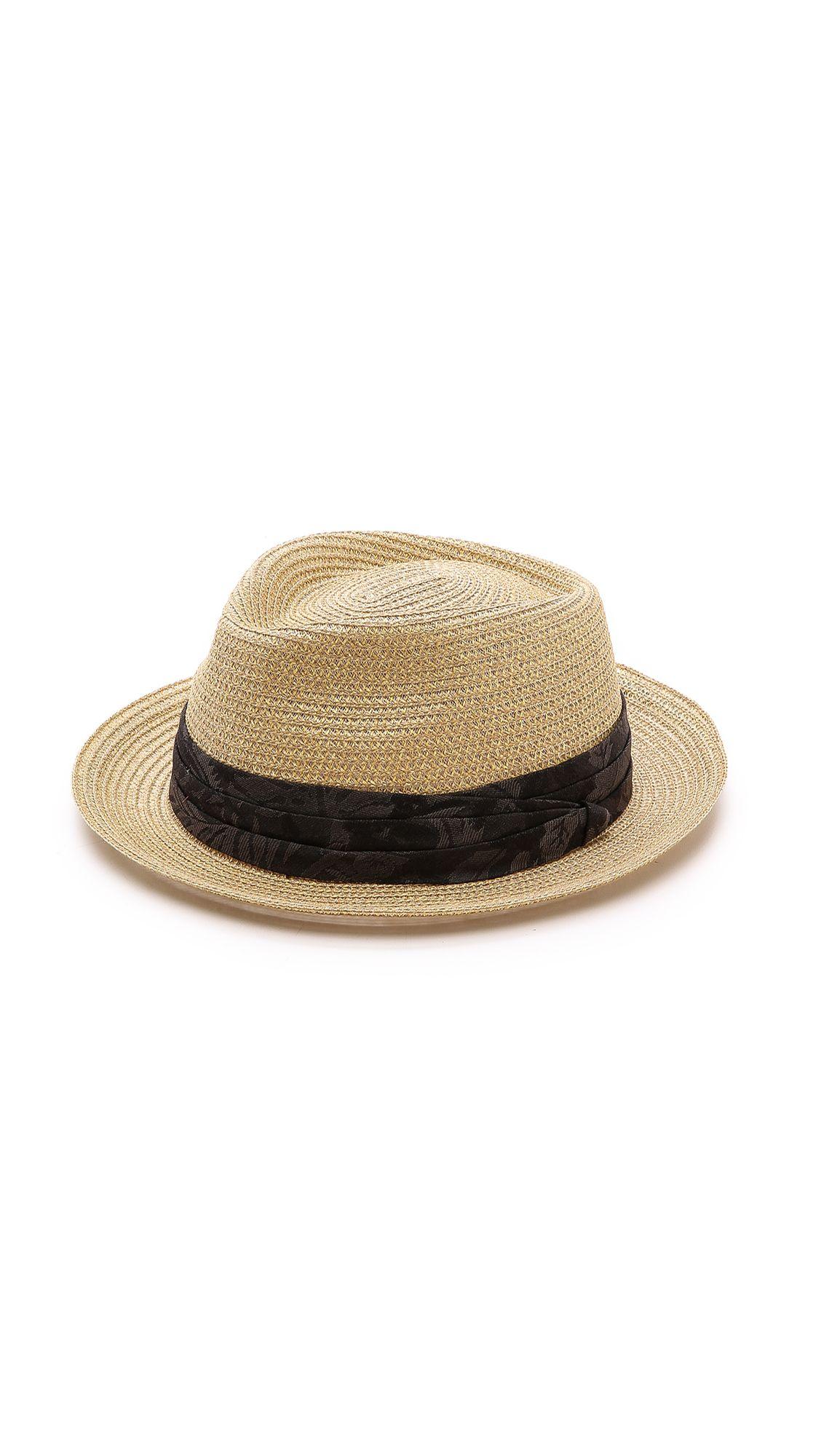 db462aaa5d3 Mr. Kim Tony Straw Hat