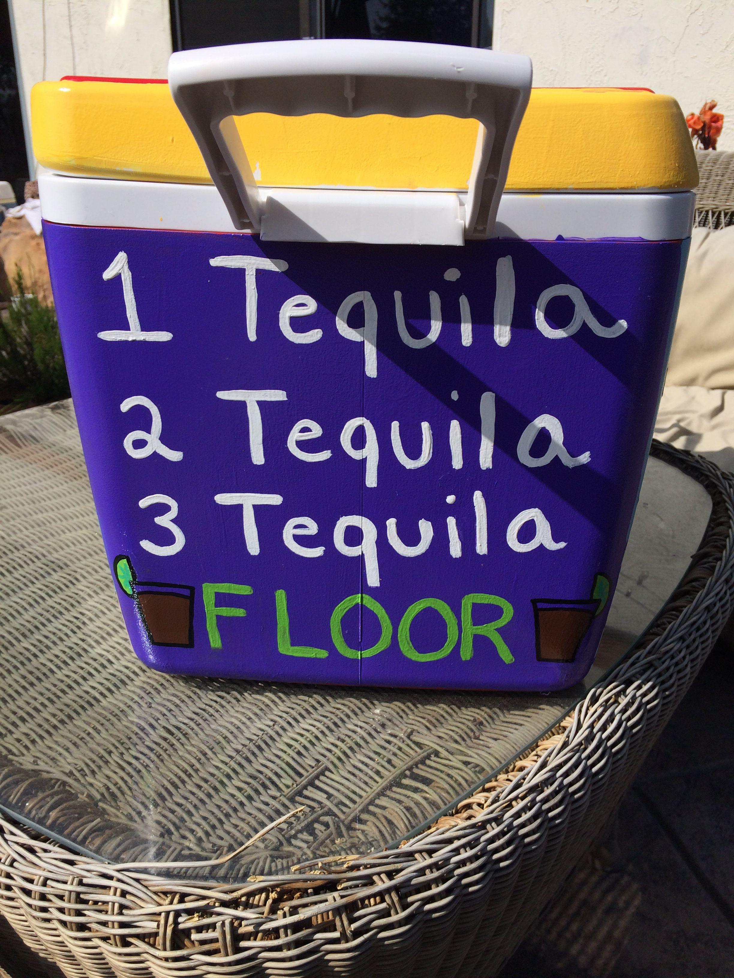 Tequila Frat Cooler Frat Coolers Cooler Tequila