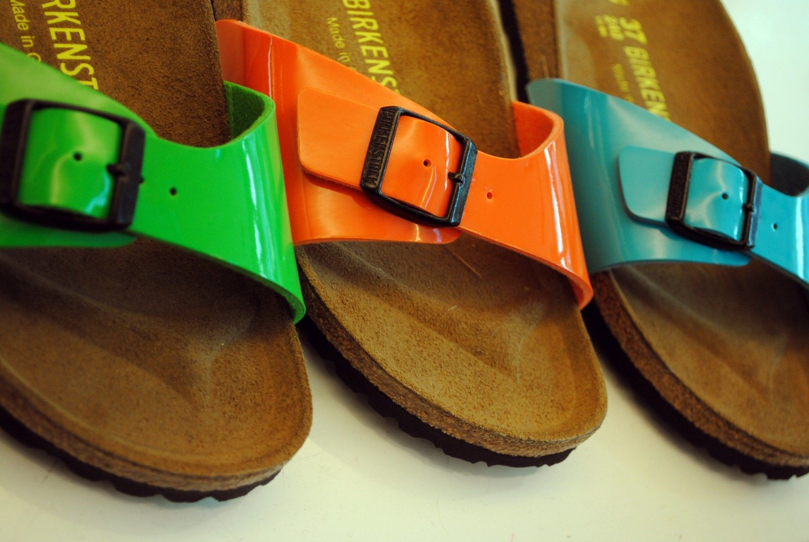 /// COLORES /// #birkenstock #caceriamagma @Montevideo Shopping > DÍA_2 | Ph: @Mauricio Pizard