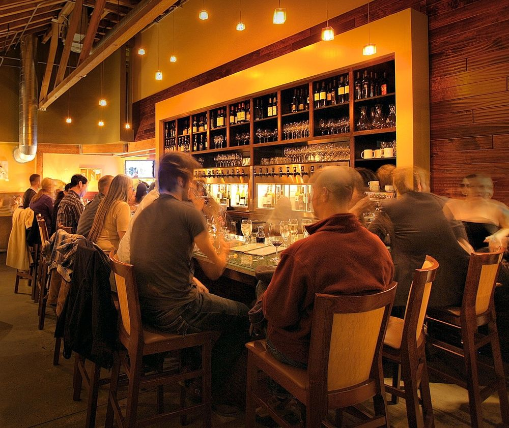 Sacramento's Preeminent Wine Bar