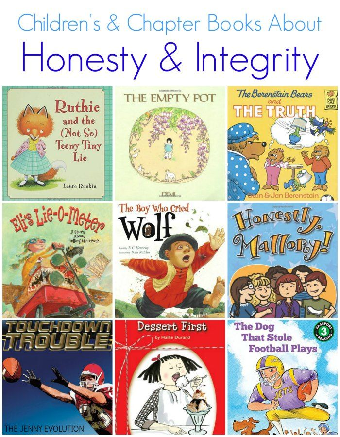 Books About Honesty Integrity For Children Virtues Unit Study