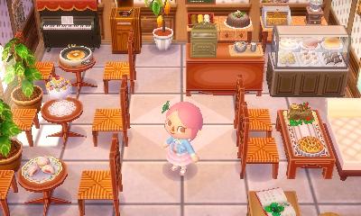 Animal Crossing Decor Ideas Animal Crossing Cafe Animal Crossing Wild World Animal Crossing