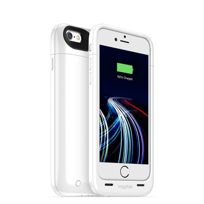 Mophie juice pack ultra white iphone 66s charging battery