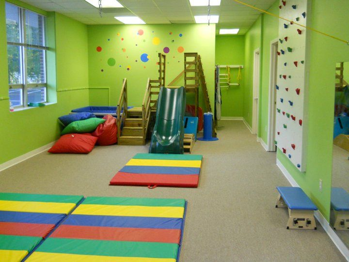 Our facility raleigh therapy services inc ot kids for Rooms to go kids raleigh
