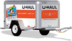 Uhaul Rental Quote Uhaul Rentals Cargo Utility And Car Trailer Rentals  Uhaul