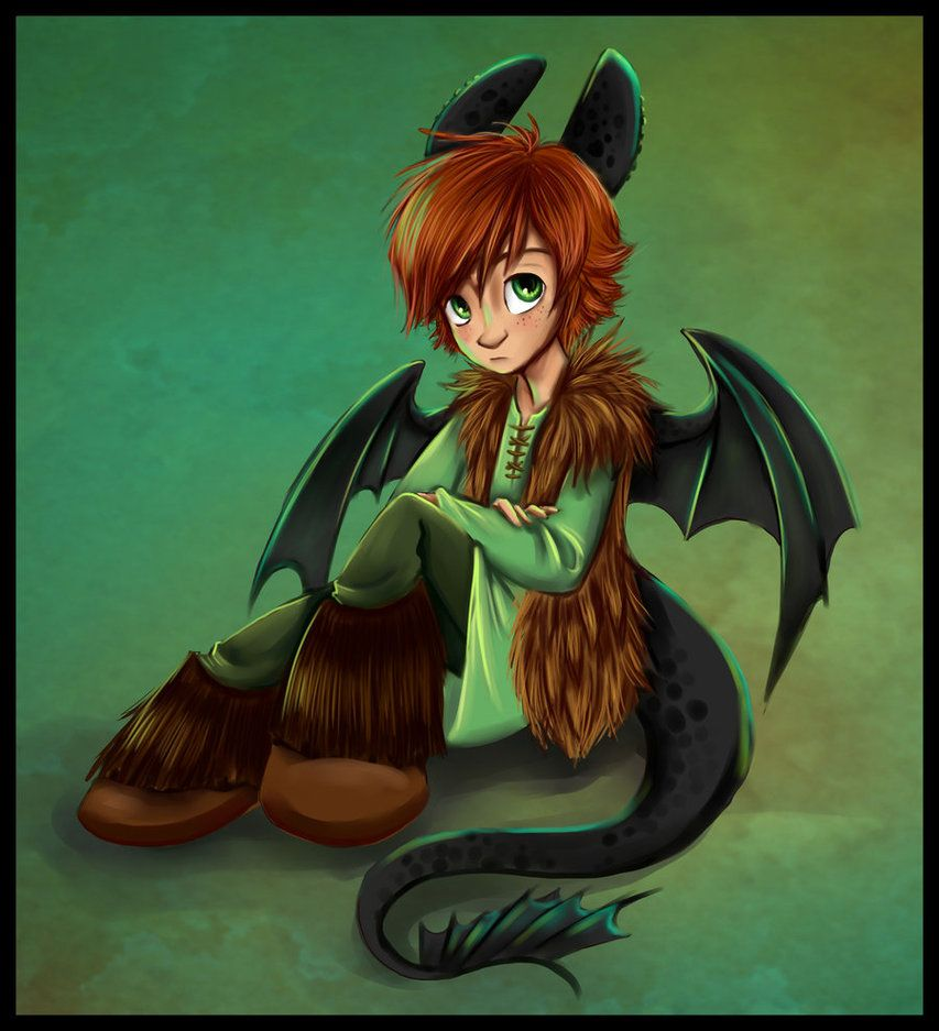 Hybrid Hiccup! | HTTYPD in 2019 | Hiccup dragon, Httyd