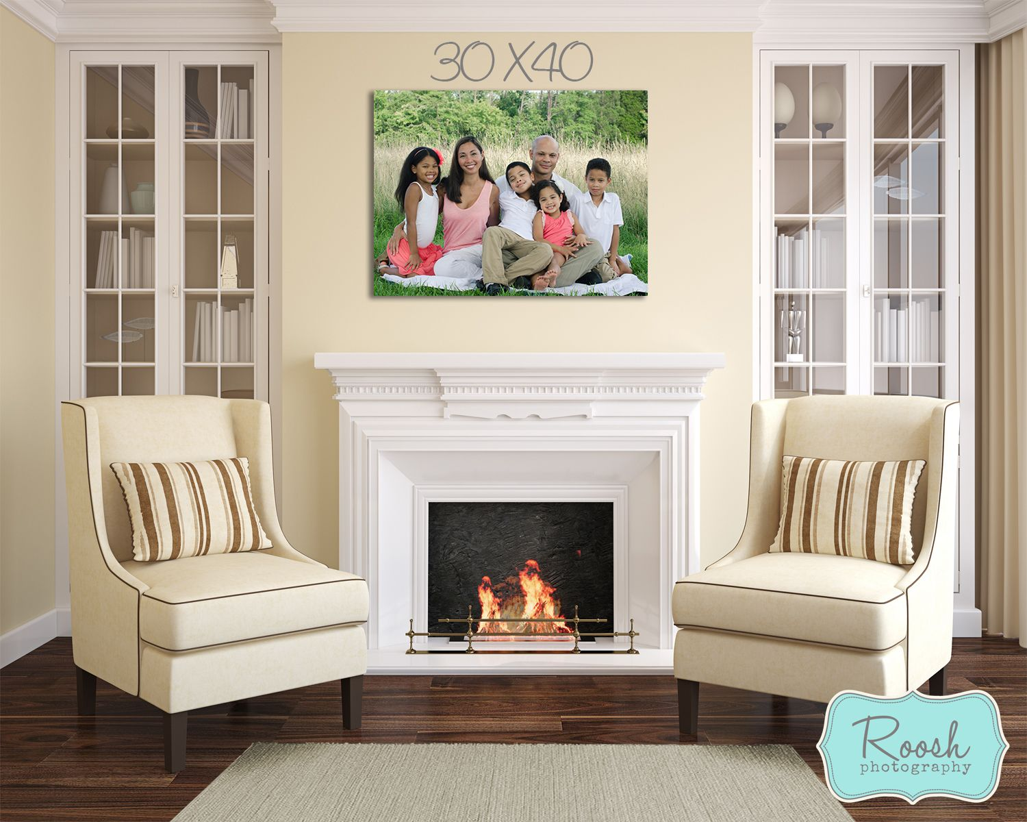 20 best Decorating with Portraits images on Pinterest