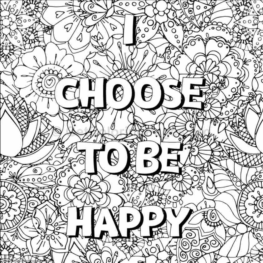 Inspirational Word Coloring Pages 1 Getcoloringpages Org Inspirational Quotes Coloring Quote Coloring Pages Coloring Pages Inspirational