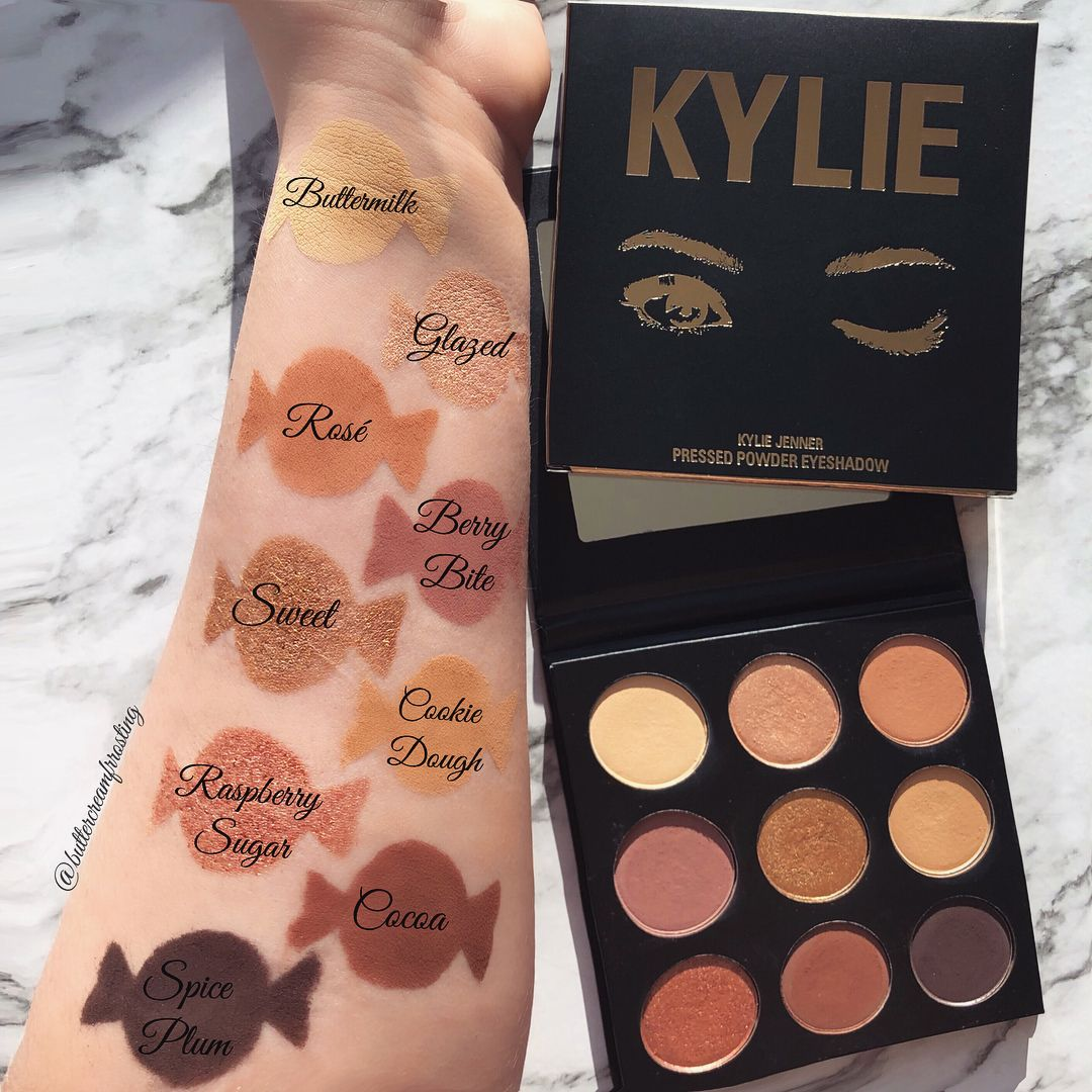 Kyshadow - The Sorta Sweet Palette by Kylie Cosmetics #6
