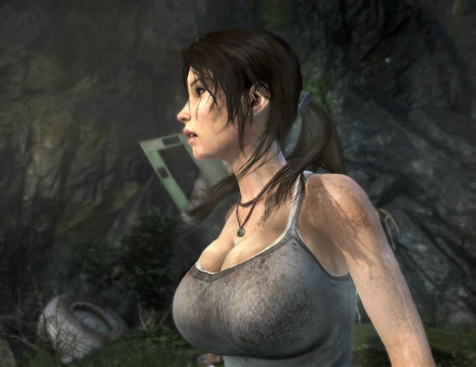 Lara croft mature