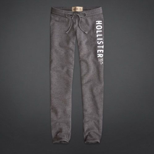 hollister sweatpants girls