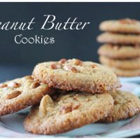 Peanut Butter Cookies | Kager til kaffen