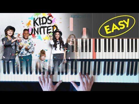 On ecrit sur les murs tutorial piano facile youtube apprendre le piano pinterest - Partition les murs porteurs ...