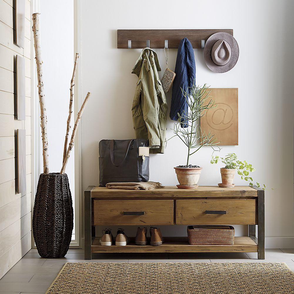 Let's Take A Peek At Some Entryway Bench Ideas That Will
