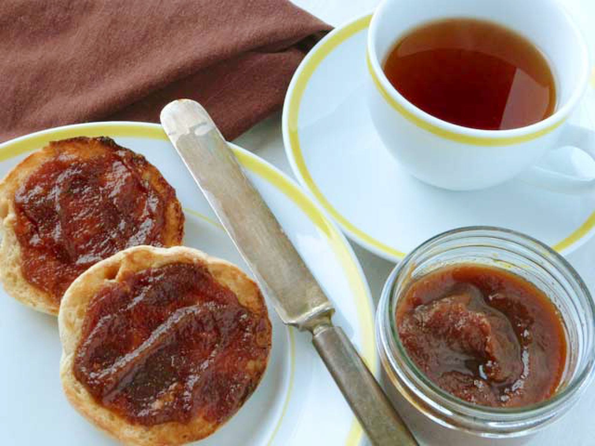 Apple Butter 101 : Apple butter is a traditional preserve with a rustic, thick texture. It's also one of the easiest to make, requiring no peeling or coring, and you can make it right in your slow cooker.