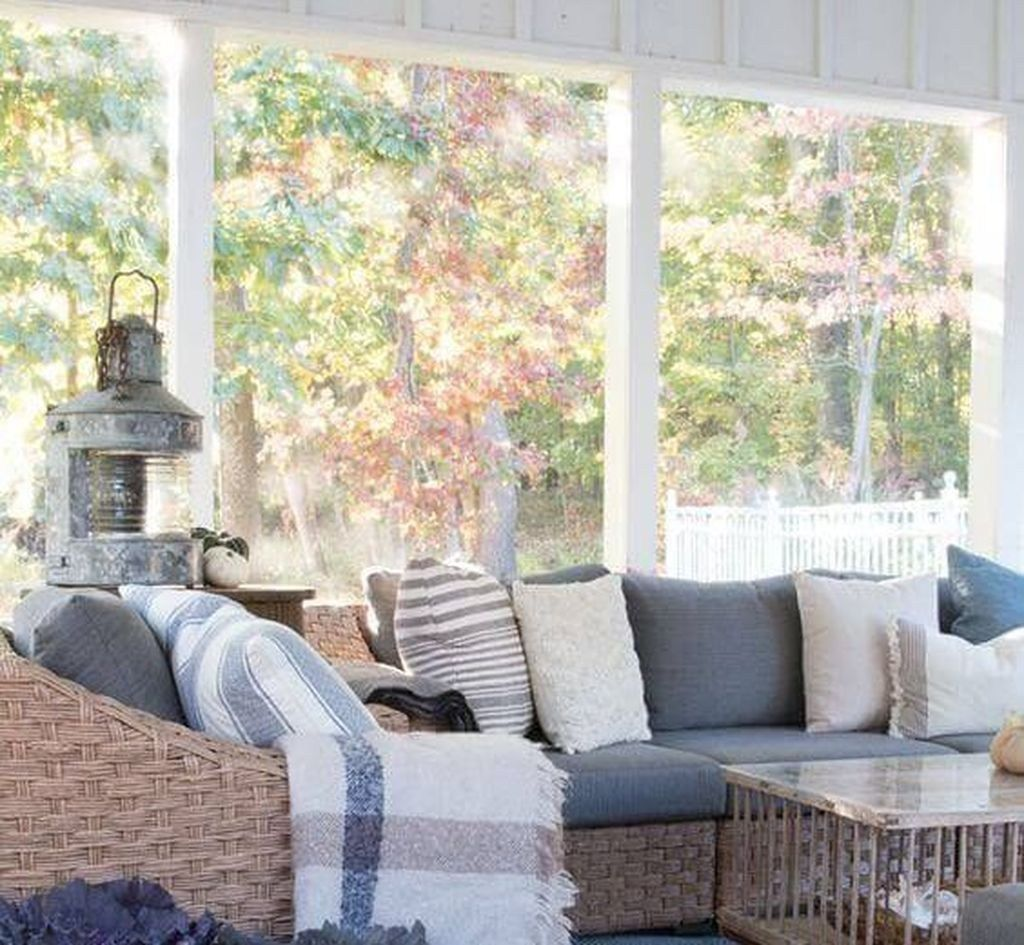 Home Design Addition Ideas: Cool Sunroom Design Ideas 40