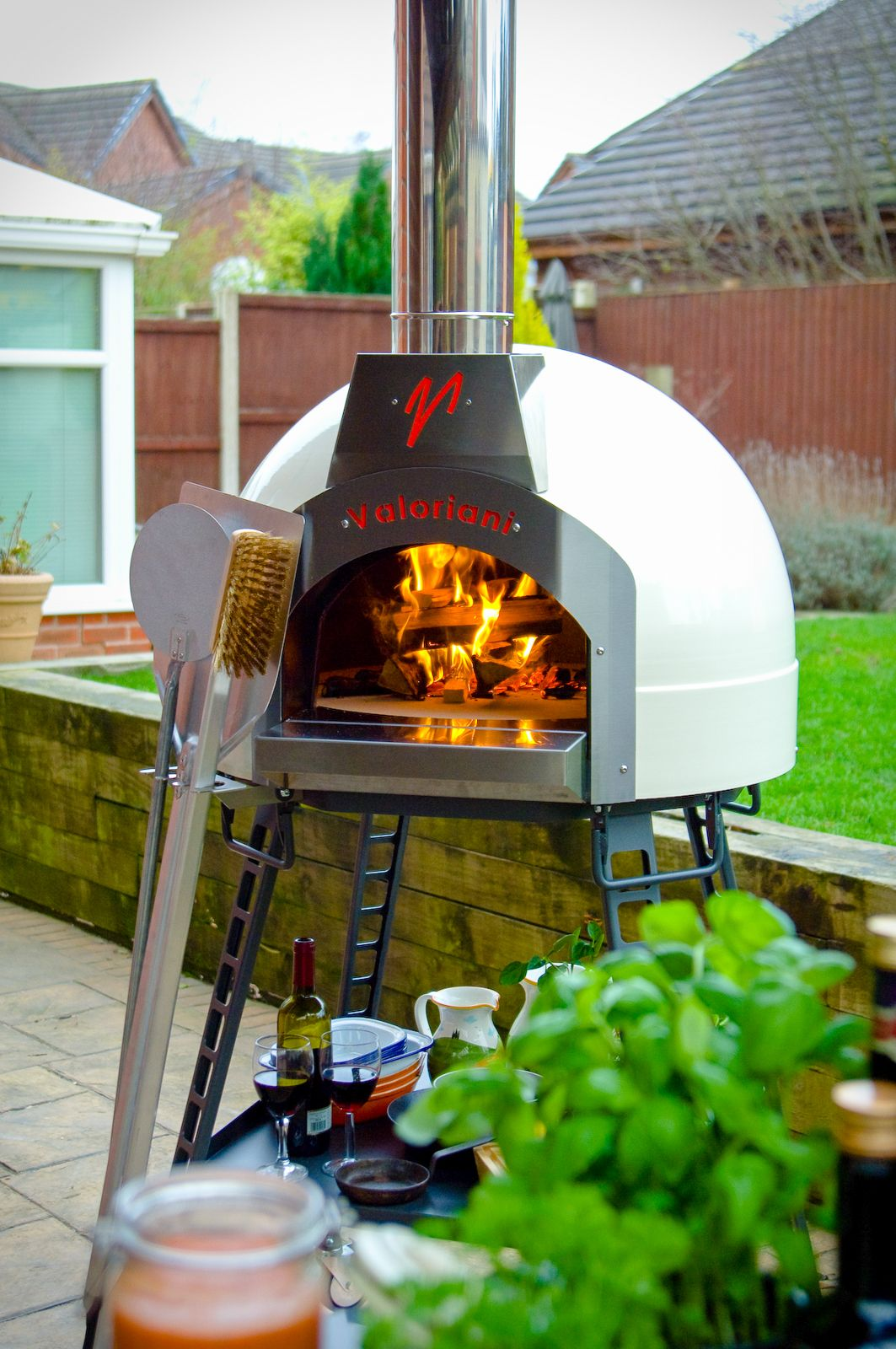 Our Wood Ovens Pizza Wood Fired Oven Valoriani Wood