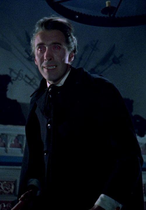Horror of Dracula (1958) - Christopher Lee | Shadow Gallery | Hammer