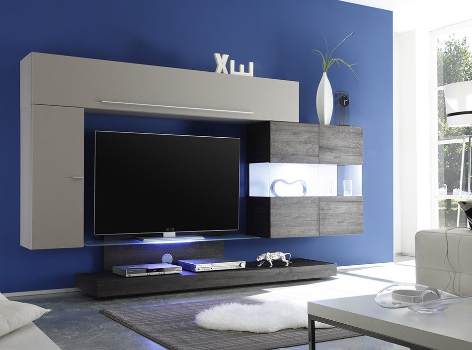 Lc Design Mobili Tv.Modern Wall Unit Line 2 4 By Lc Mobili 1 545 00 Lc