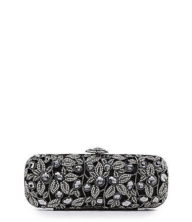 Kate Landry Social Floral Hard Frame Clutch  Dillards   Bags and ... 97fccc2f13