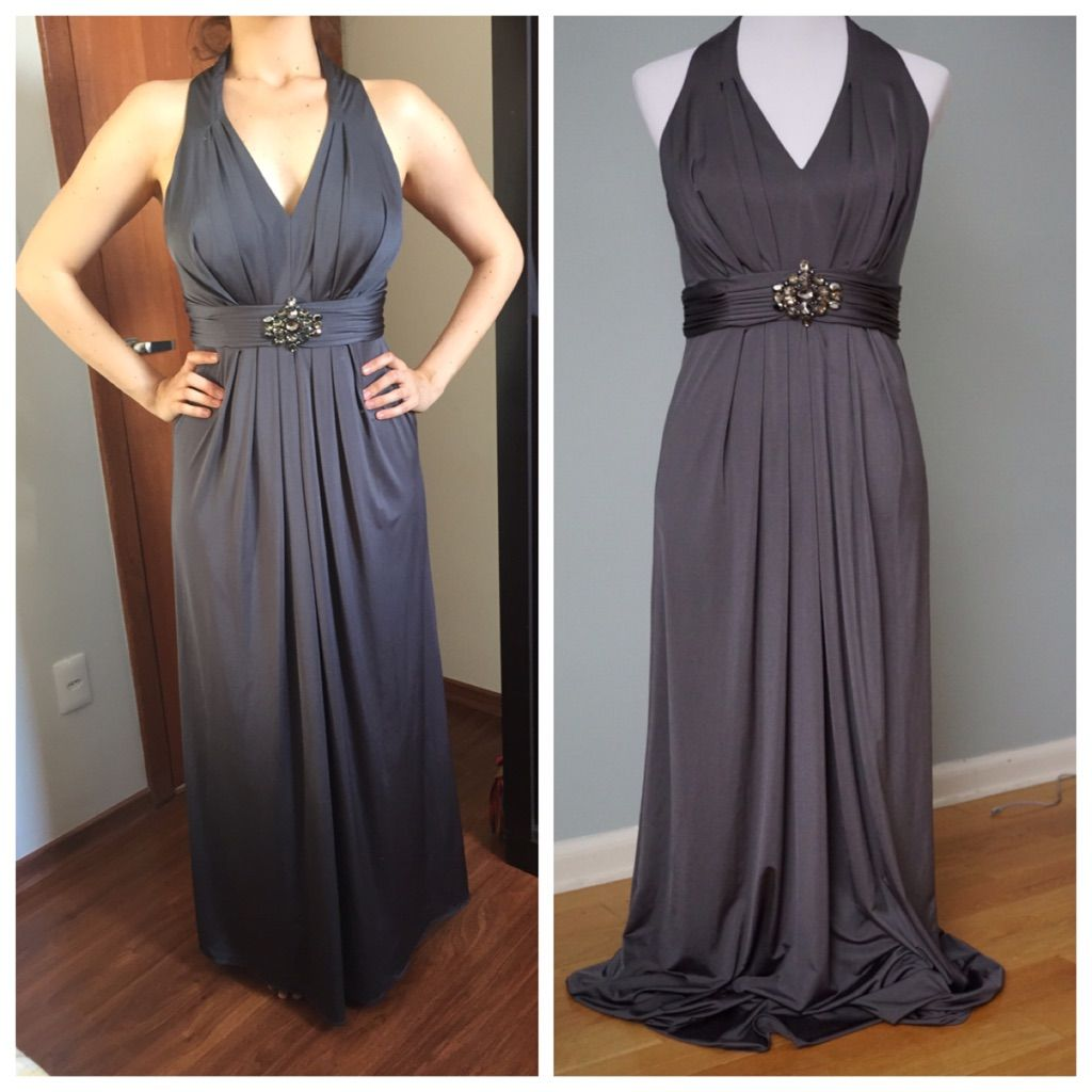 Eliza J Gray Dress
