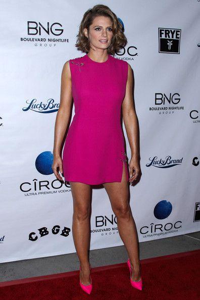 Photo of Stana Katic Photos Photos: 'CBGB' Premieres in LA — Part 2