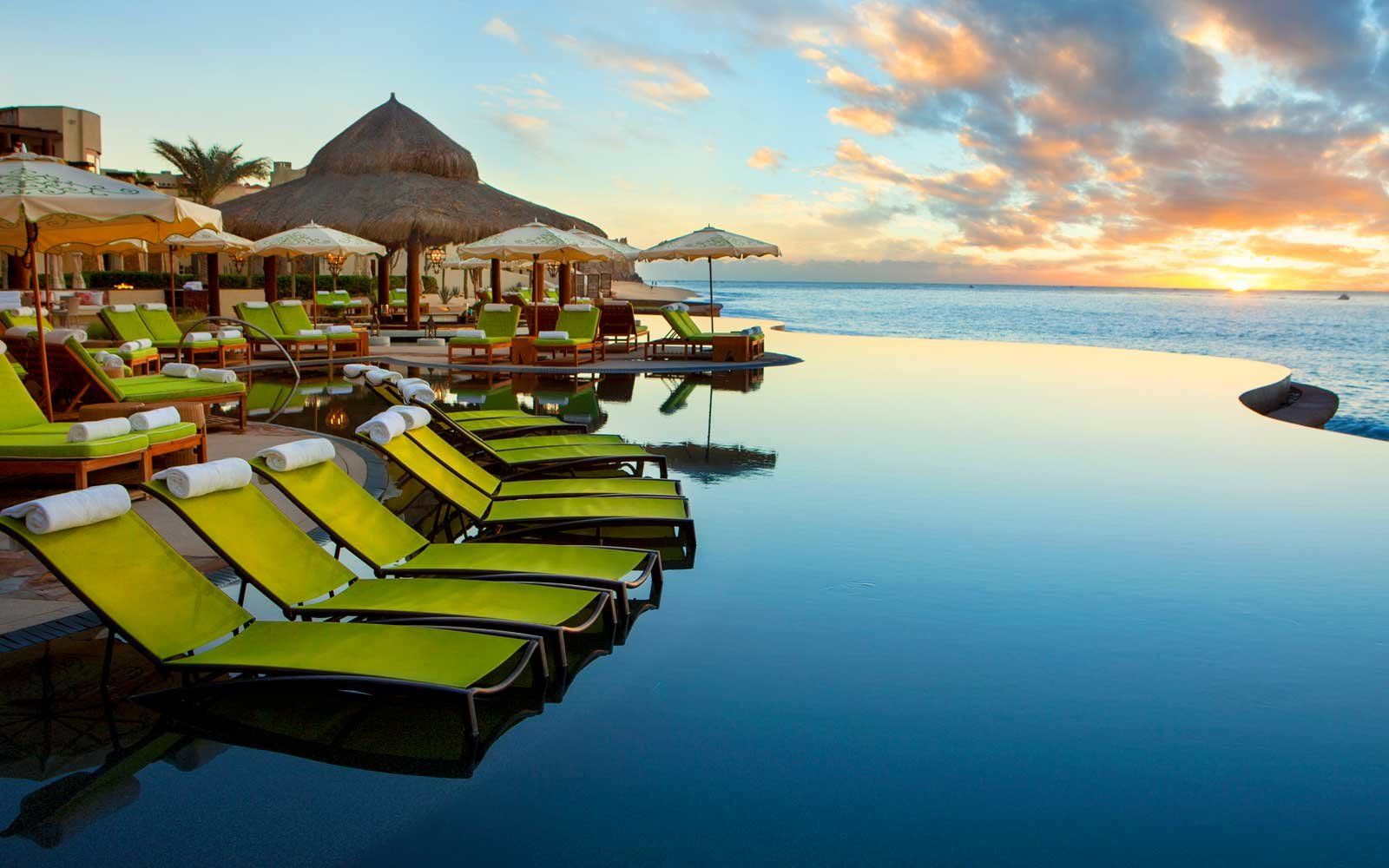 Resorts in Mexico World's Best 2019 is part of Mexico resorts, Cabo san lucas hotels, Travel and leisure, Mexico hotels, Resort, Destination spa - From the whitesand shores of the Riviera Maya to the cobalt waters of Los Cabos, these triedandtrue resorts stood out with Travel + Leisure readers as the best resorts in Mexico