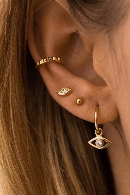 Studded Ear Cuff