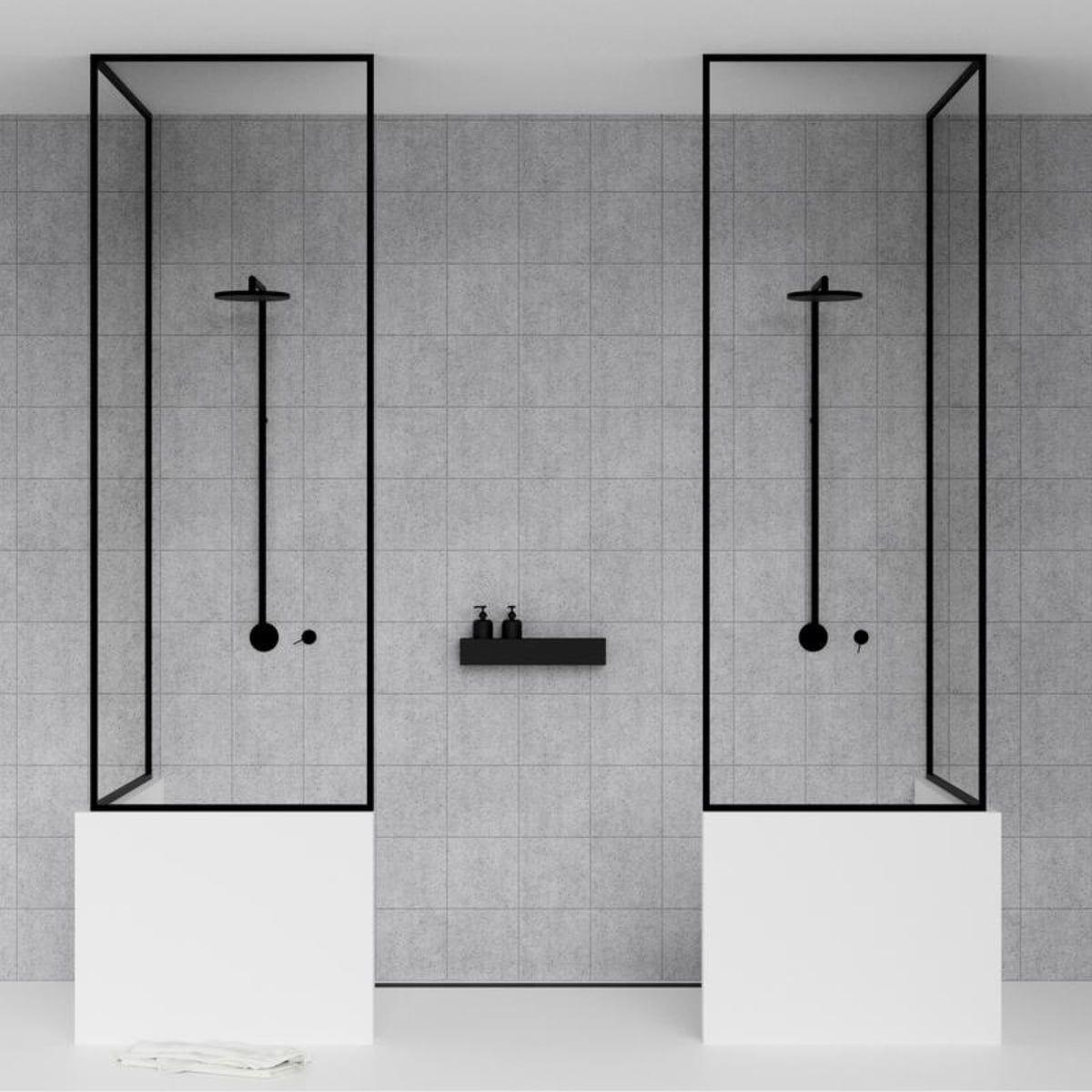Wandablage Von Nichba Design Connox Bad Inspiration Dusche Ablage Dusche