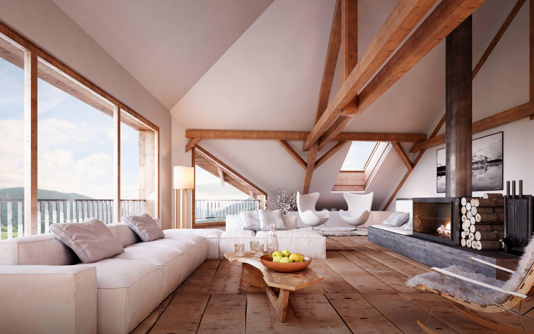 Wohnideen, Interior Design, Einrichtungsideen & Bilder | Cabin, Barn ...