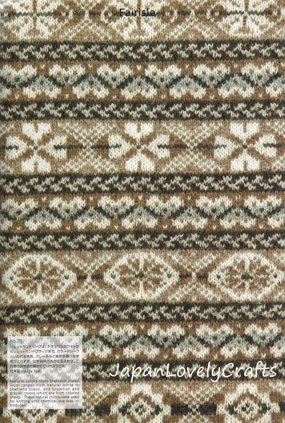 Kazekobo's Favorite Colors Patterns 277, Japanese Knitting Pattern ...
