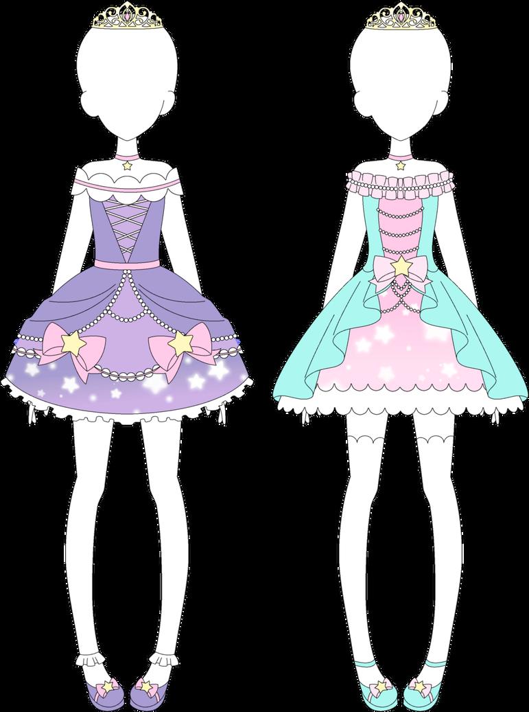 Fairy Kei November 2016 by MappyMaples Anime dress