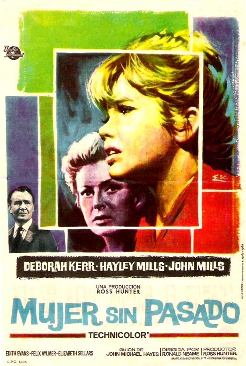 Mujer sin pasado (1964) tt0057933 P