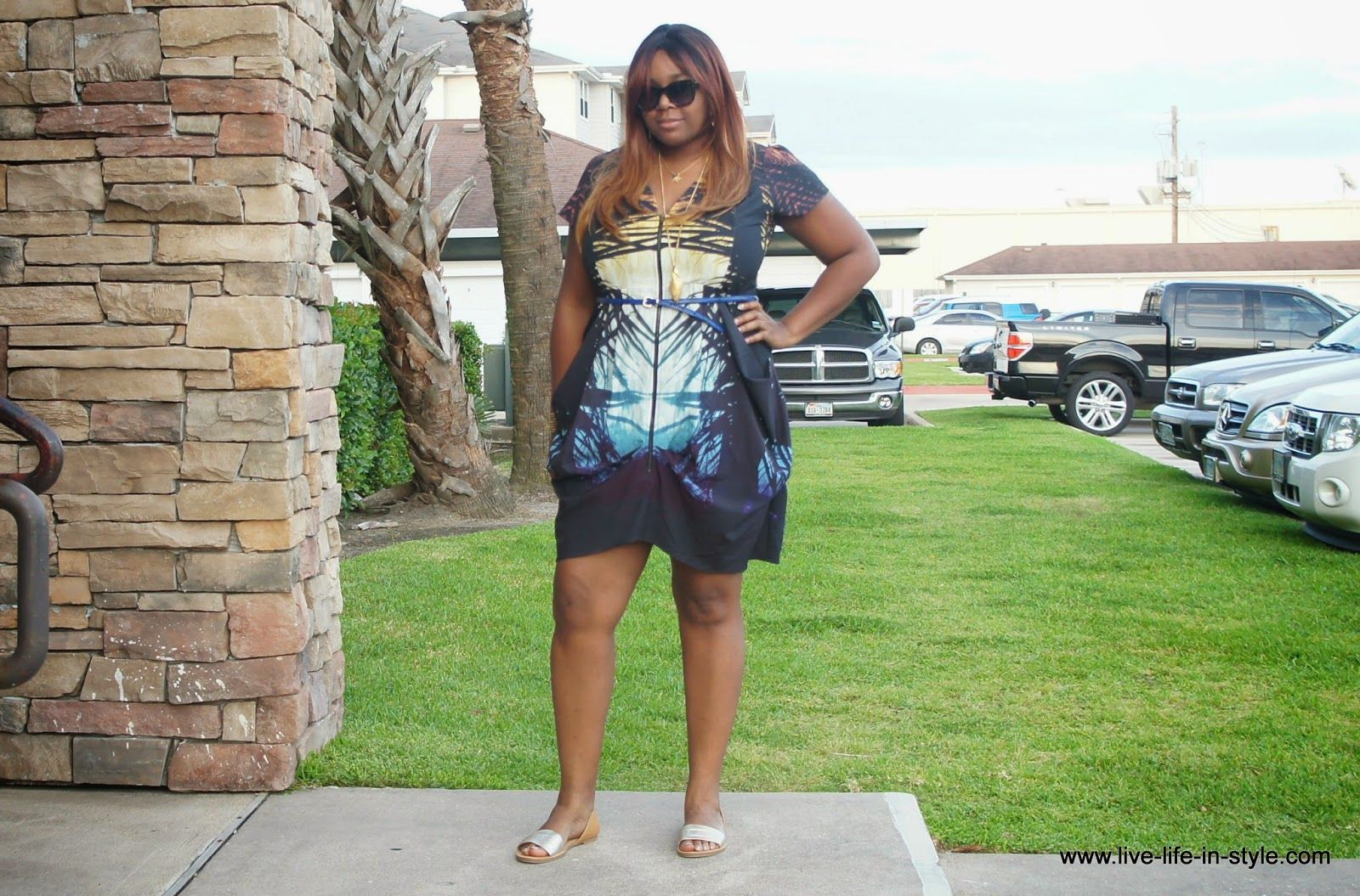 WHAT I WORE: Walking into the Sunset - Live Life in Style - Houston Fashion Blogger