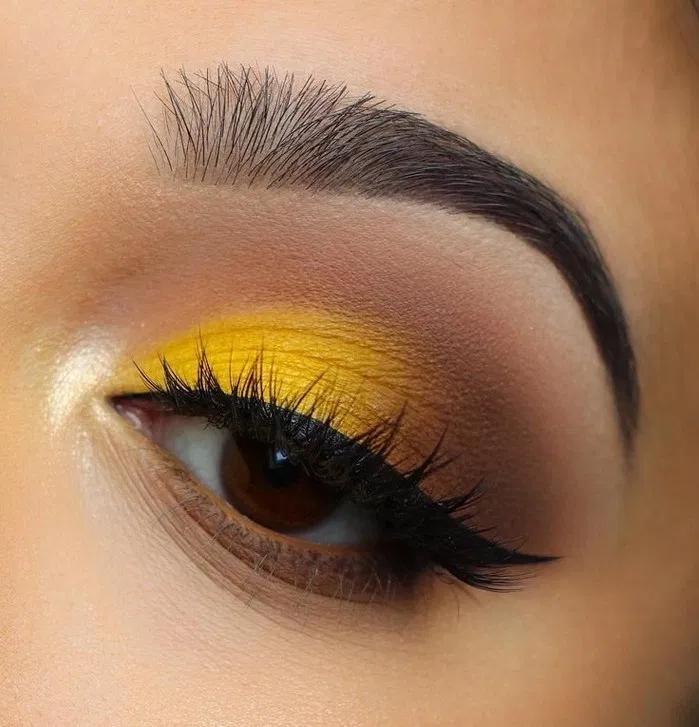 Photos d'été d'engagement Maquillage des yeux # engagement #eye #makeup #photos #summer