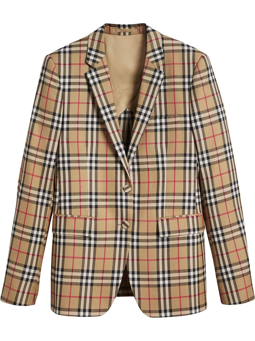 Tailored Vintage Jacket Vintage Burberry Burberry Tailored Check Check wYUqIAx