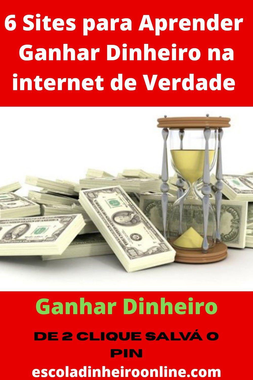 6 Sites para Aprender Ganhar Dinheiro Na Internet ...