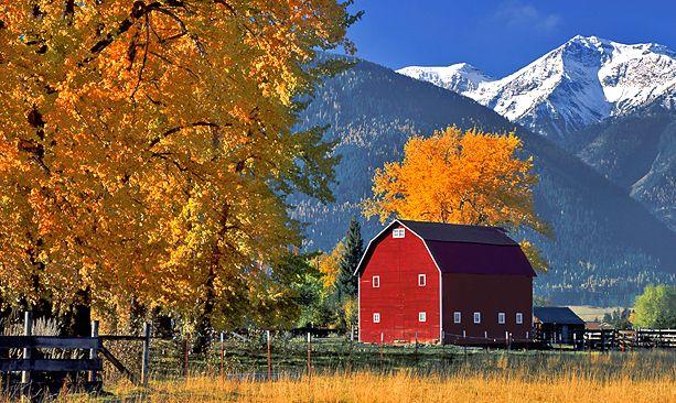 Wallowa Valley, Oregon... photo by David Jensen | Great ...