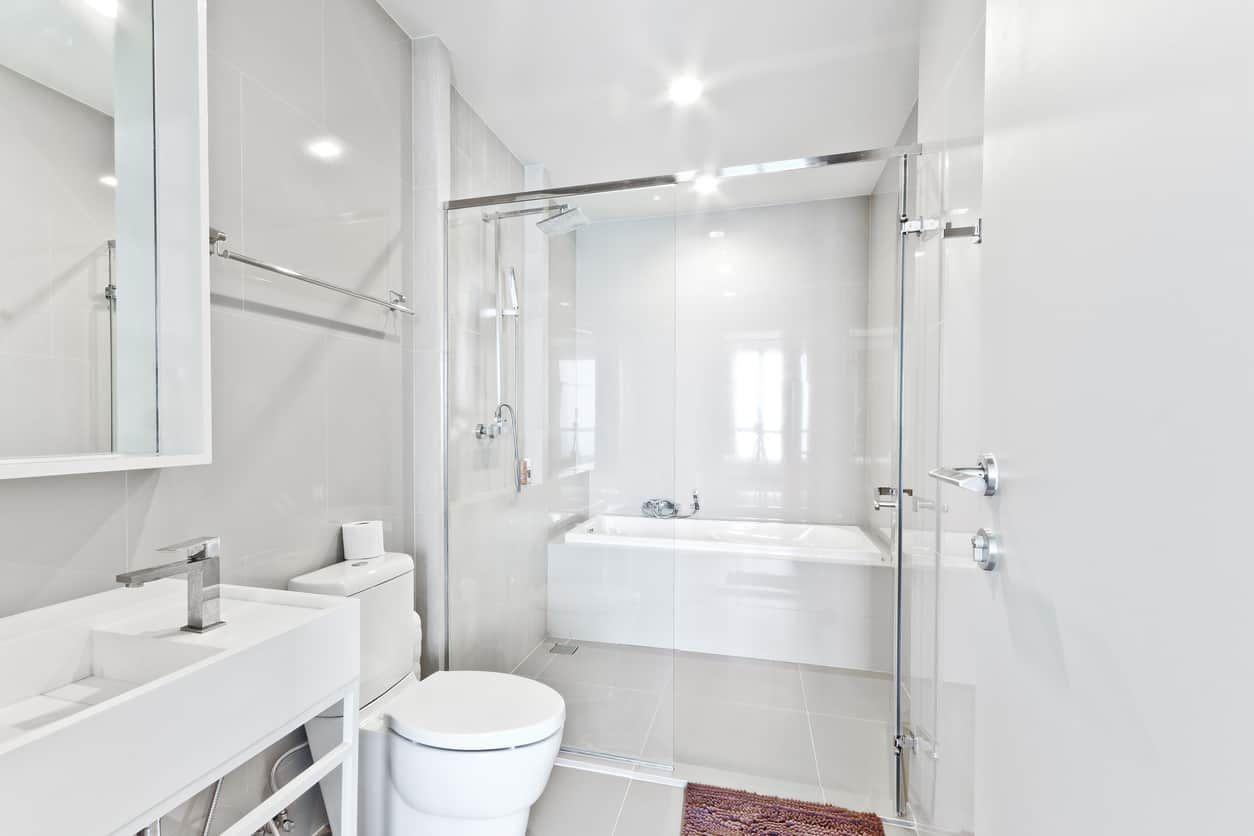 33 Terrific Small Primary Bathroom Ideas 2020 Photos Modern Bathroom Design Beautiful Small Bathrooms Small Master Bathroom
