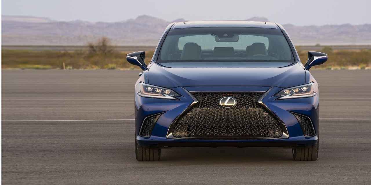 Video Lexus ES 350 2019, la reinvención de un auto