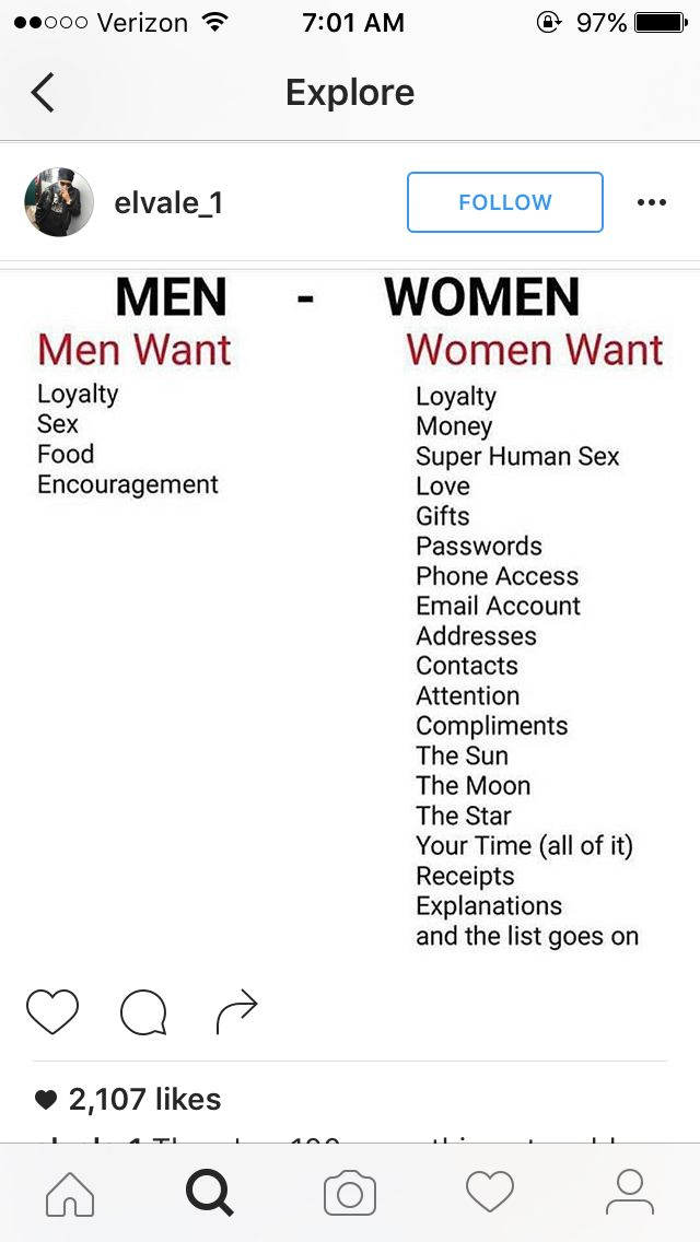 As If Woman Are Impossible And Set Unrealistic Expectations For The Poor Men That Are Forced To Deal With Funny Women Quotes Men Vs Women Quotes Men Vs Women