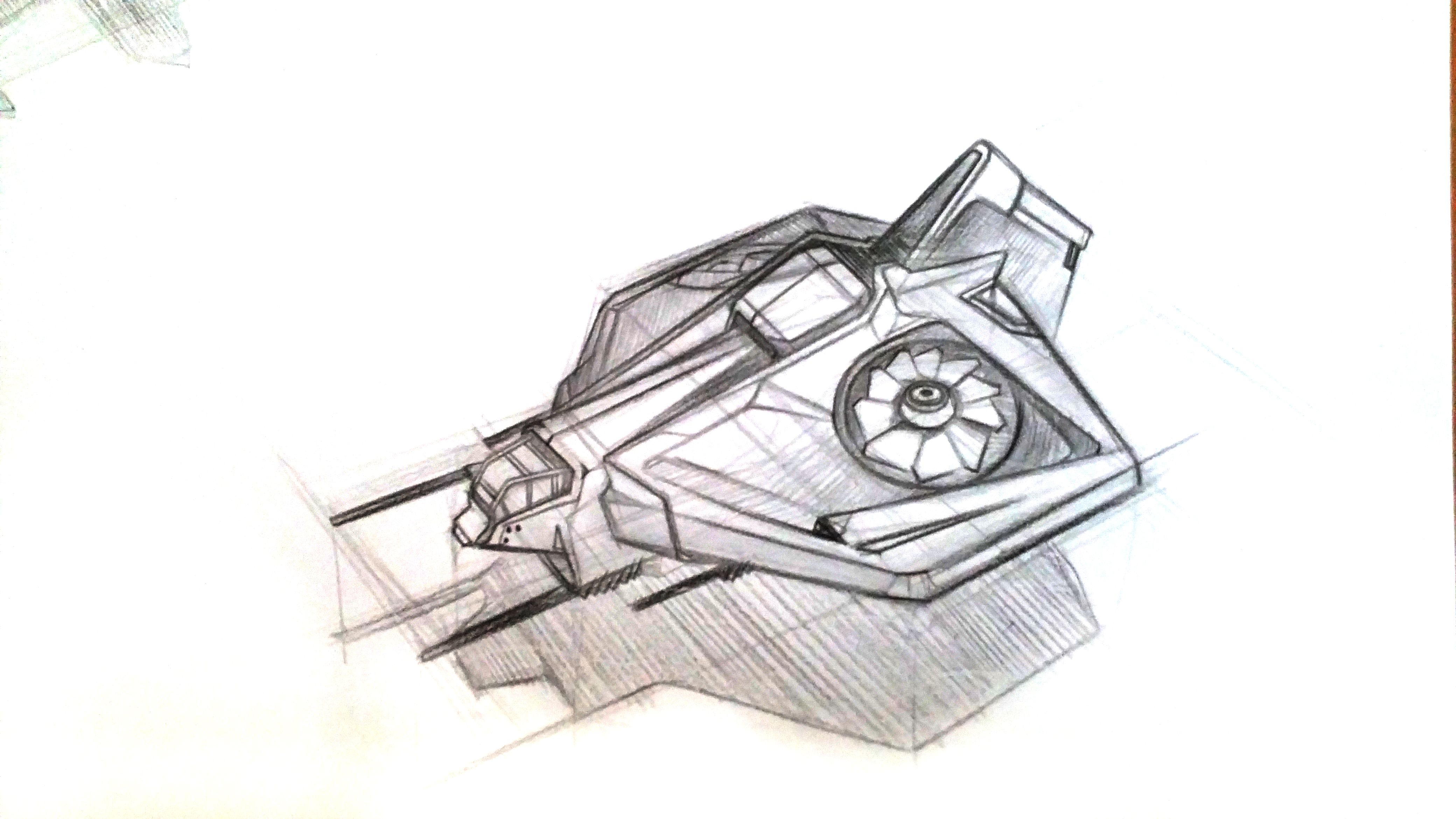 Air equipment SE-10/15(Imperial army) : fighter <draft> #3   Legacy ...