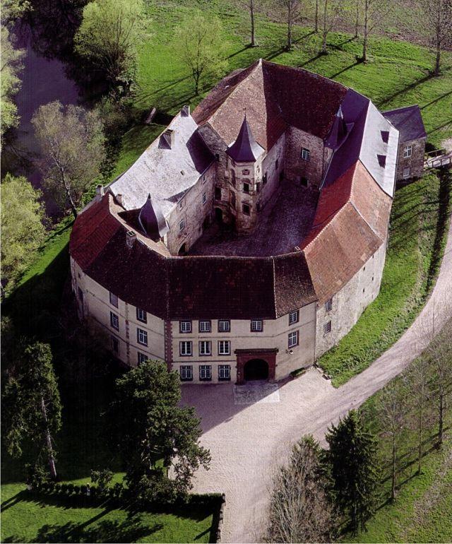 Le Manoir, Chateau France, Lorraine