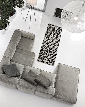 Peanut B Sofa By Bonaldo Corner Sofas Sofas Living Contemporary Living Room Furniture Living Room Sofa Set Leather Living Room Furniture