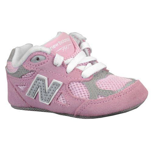 650ab884e7ef New Balance Crib 990 - Girls  Infant - Running - Shoes - Pink ...