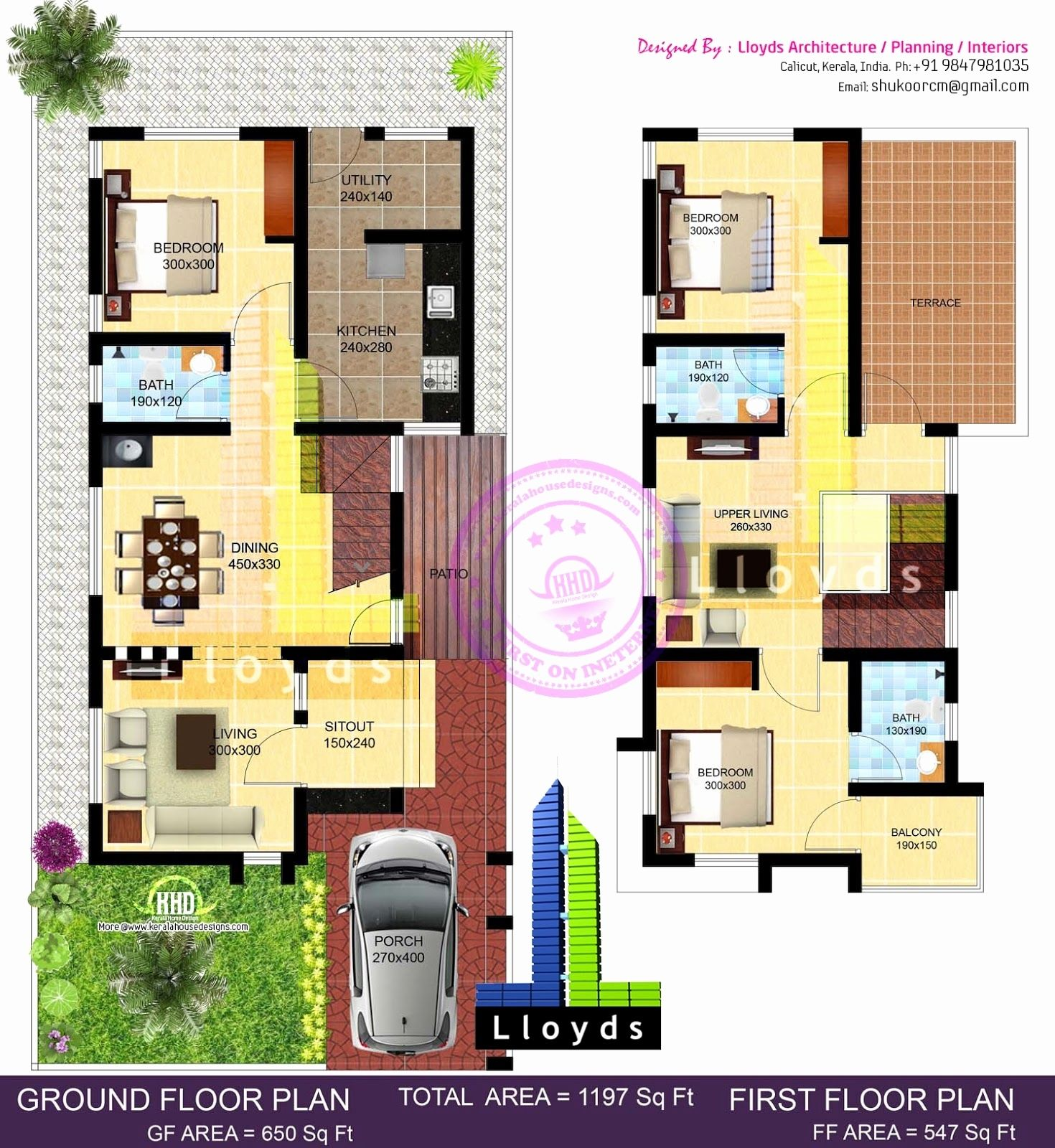 Remarkable three bedroom bungalow design and elevations single floor house plan on half plot pic plans also best images in rh pinterest
