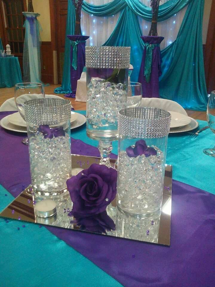 Wedding Purple Wedding Theme Wedding Decorations Wedding Themes