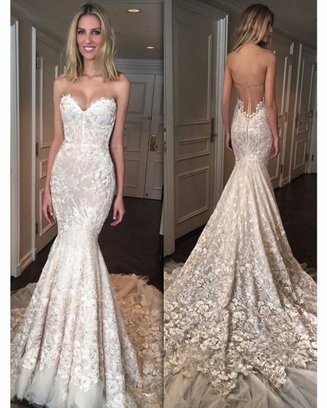 Inspired Wedding Dresses Of Couture Bridal Designs In 2019
