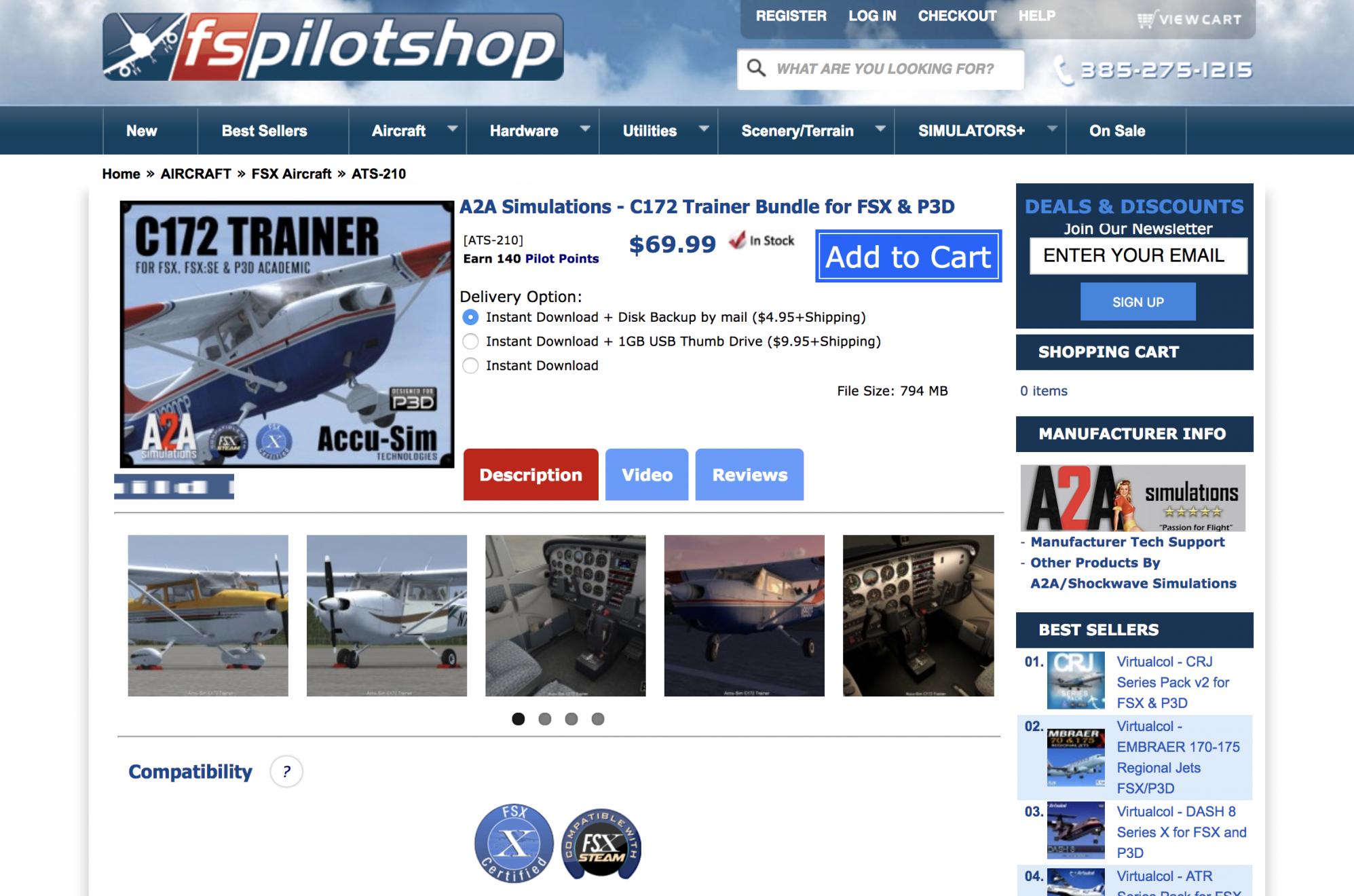 flygcforum com ✈ FlightSim Pilot Shop ✈ FSX Aircraft